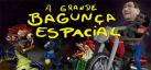 A grande bagunça espacial - The big space mess achievements
