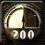 Pressure Gauge 200 in Ticket to Ride