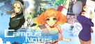 Campus Notes - forget me not. achievements