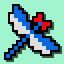 Dragonfly in Arcade Game Series: GALAGA