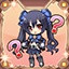 Secret Achievement in Hyperdevotion Noire: Goddess Black Heart
