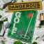 Wallbanger in Dangerous Golf