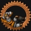 Lazy bastard in Factorio