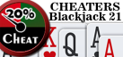Cheaters Blackjack 21 achievements