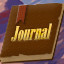 Journal Get! in Highway Blossoms