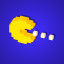 Dot Muncher in PAC-MAN 256