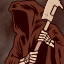 Grim Reaper in Pirates Vikings and Knights II
