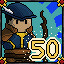 50 Ranger in Adventurer Manager