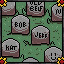 Fill the Graveyard in Adventurer Manager