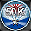 50,000 Squadron points - Japanese Navy in Sid Meier's Ace Patrol: Pacific Skies