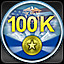 100,000 Squadron points - US Navy in Sid Meier's Ace Patrol: Pacific Skies