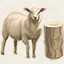 Sheep For Wood in Tropico 5