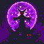 Demon Queen in TowerFall Ascension