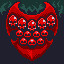 Crimson Shield in TowerFall Ascension