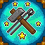 Crafting +5 in Knights of Pen and Paper 2