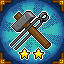 Crafting +2 in Knights of Pen and Paper 2
