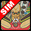 Time Machine - Sim - Bonus Multiplier 10x in Zaccaria Pinball