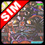 Robot - Sim - Score Advanced in Zaccaria Pinball