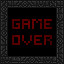 Game Over in Red Rope: Dont Fall Behind