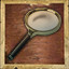 Find a magnifying glass in Riddles Of The Past