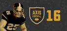 Axis Football 2016 achievements
