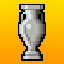 Euro Champion in Pixel Cup Soccer 17