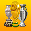 Competition Master in Pixel Cup Soccer 17
