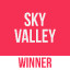 Winner in Sky Valley