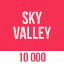 10 000 in Sky Valley