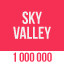 1 000 000 in Sky Valley