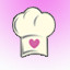 pretty chef in Super Star