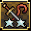 Sword and Staff in 8-Bit Hordes