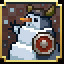 Stay Frosty in 8-Bit Hordes