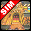 Magic Castle - Bonus Multiplier x80 in Zaccaria Pinball