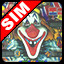 Clown - Bonus Multiplier x40 in Zaccaria Pinball