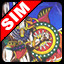Star God - Bonus Multiplier x2 in Zaccaria Pinball