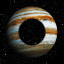 Jupiter in Orbital X