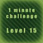 Level 15 completed in less than 1 minute! in Underground Keeper