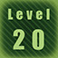 Level 20 completed! in Underground Keeper