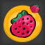 A FISTFUL OF STRAWBERRIES in McDROID