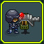 Turret Engineer in Infectonator : Survivors