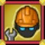 Engineer (Hard Mode) in Robot Legions Reborn