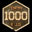 Kill 1000 Enemys in World Of Undead