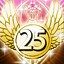Achieved Lv. 25 in Thanatos
