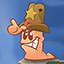 Bottom Rung in Worms W.M.D