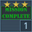 Missions Completed I in Eyestorm
