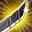A dent in your blade in Champions of Anteria