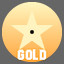 The Music Star (Gold Disc) in Rytmik Lite Chiptune Synthesizer