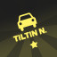 Car Insignia 'Tiltin North' in Bridge Constructor