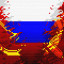 I had a dream in Mother Russia Bleeds